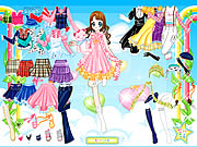 clique para juegos Air Fairy Dress up