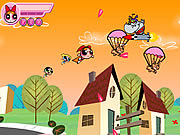 clique para juegos Powerpuff Girls: Attack of the Puppybots
