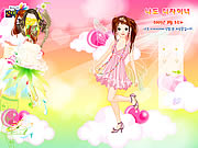 clique para juegos Butterfly Girl Dress Up
