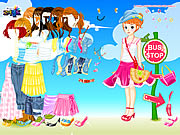clique para juegos Bus Stop Dress up