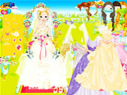 clique para juegos Dress Up Bride