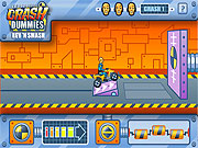 clique para juegos Incredible Crash Dummies
