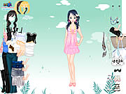 clique para juegos Icy Dress up