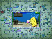 clique para juegos Spongebob Squarepants atlantic Squarepants Bus Rush