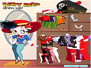 clique para juegos Betty Boop Dress Up