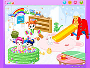 clique para juegos Babies Playroom Make over