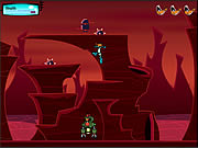 clique para juegos Duck Dodgers Planet 8 from Upper Mars: Mission 3