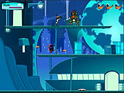 clique para juegos Duck Dodgers Planet 8 from Upper Mars: Mission 5
