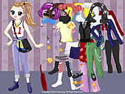 clique para juegos All Styles Dress up
