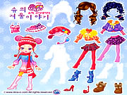 clique para juegos Sue Winter Dress up