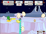 clique para juegos Marshmallow Mania Pebbles: The Great Gazoo Space Chase