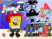 clique para juegos Spongebob Dress Up