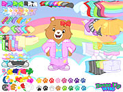 clique para juegos Care Bears Dress Up