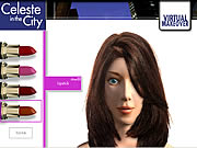 clique para juegos Celeste in the City Makeup
