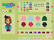 clique para juegos Kimono Girl Dress Up