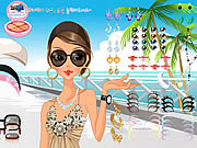 clique para juegos Summer Dress Up