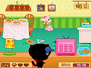 clique para juegos Cat Angel Cookie Rescue