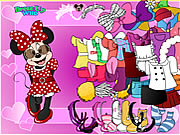 clique para juegos Minnie Mouse Dress Up