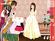 clique para juegos Elegant Fashion Dress Up