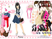 clique para juegos A Seasons Hottest Hue Dress Up