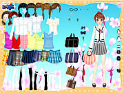 clique para juegos Work Outfit Dress Up