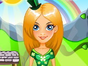 clique para juegos Alice the Leprechaun Girl Dress Up