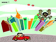 clique para juegos Betty Boop Big City Adventures