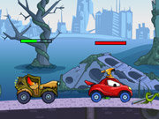 clique para juegos Car Eats Car 3: Twisted Dreams