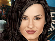 clique para juegos Demi Lovato True Make-up