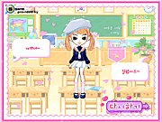 clique para juegos Dress Up School Girl