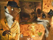 clique para juegos Fantastic Mr Fox Hidden Objects