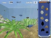 clique para juegos Find the Shells in Aquarium