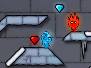 clique para juegos FireBoy and WaterGirl 3: The Ice Temple