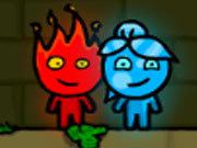 clique para juegos Fireboy and Watergirl Forest Temple
