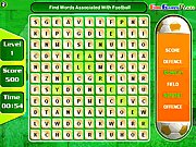 clique para juegos Football Word Search