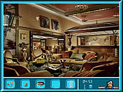 clique para juegos Hidden Objects - Guest Room