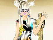 clique para juegos Lady Gaga Glam Fashion Dress Up