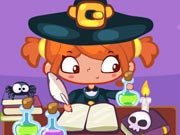 clique para juegos Magic School Slacking