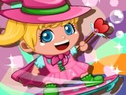 clique para juegos Magic Surfer Girl