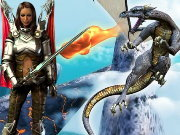 clique para juegos Master of catapult 2: Earth of dragons