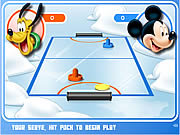 clique para juegos Mickey And Friends Shoot & Score