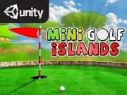 clique para juegos Mini Golf Islands