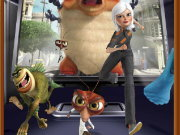 clique para juegos Monsters vs Aliens Similarities
