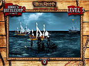 clique para juegos Pirates of the Caribbean - Rogue's Battleship 2