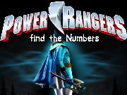 clique para juegos Power Rangers Find the Numbers