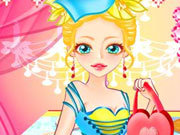 clique para juegos Princess Dinner Dress Up