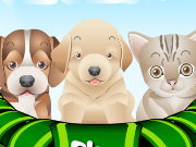 clique para juegos Puppy and Kitten Caring Game