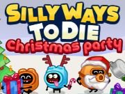 clique para juegos Silly Ways To Die Christmas Party