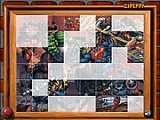 clique para juegos Sort My Tiles Marvel vs DC