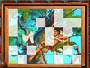 clique para juegos Sort My Tiles Tarzan and Jane